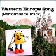 Western Europe Song mp3 (Performance Track)