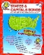 States and Capitals CD Kit (CD,USA Map w/Lyrics