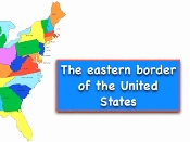 "Eastern Border USA States Video + Test mp4 from ""States Songs"""