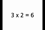 Multiplication Songs 3x2 to 3x12 mp4 Practice Video