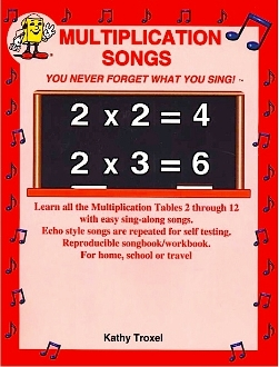 "Times Table 5x2 to 5x12 mp3 from ""Multiplication Songs"""