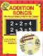 Addition Songs CD Kits (CD and Book)