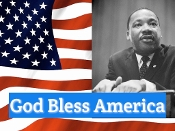 """God Bless America"" Sing-Along mp4 Video"
