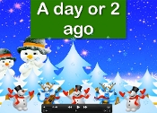 Jingle Bells Sing-along mp4 Video with voices