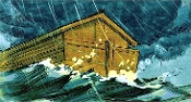The Flood - Bible Story from Genesis mp4 Video