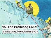 Bible Stories 15 - 17 Read Along mp4 Video