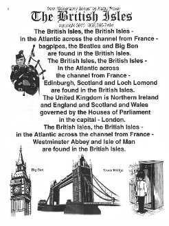 British Isles Song mp3