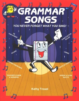 Set of 100 Grammar Songs books - $400. Fundraiser (profit $395,)