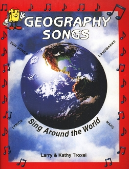 Geography Songs Book