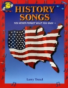 History Songs Book (Larry Troxel)