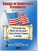 Song of America's Freedoms DVD