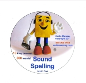 Sound Spelling DVD