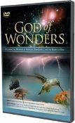 God of Wonders DVD (Multi-languages)