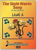 Sight Words Song DVD (Sue Dickson)