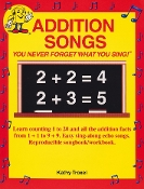 Addition Songs book