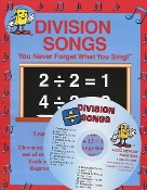 Division Songs CD Kit (CD and Book) by Kathy Troxel