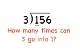 Long Division Practice mp4 (156 divided by 3)