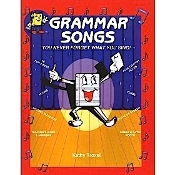"Verb Song mp3 from ""Grammar Songs"" by Kathy Troxel"