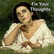 Fix Your Thoughts mp3 (Philippians 4:8)