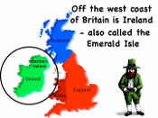 "British Isles Song mp4 Video ""Geography Songs"" by Kathy Troxel"