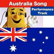 "Australia Song mp3 Performance Track from ""Geography Songs"""