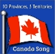 10 Provinces, 3 Territories - Canada Song mp4