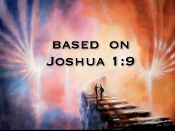 Be Strong and Courageous Song (Joshua 1:9) mp4