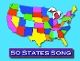 50 States Song Medley mp3 (5 Songs in 1)