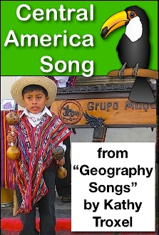 Central America Song mp4 Video