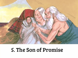 The Son of Promise (Abraham, Sarah and Isaac) from Genesis mp4
