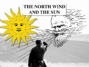 """The North Wind and the Sun"" from Aesop's Fables + Spelling mp4"