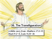The Transfiguration of Jesus mp4