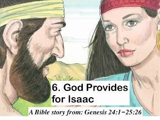 Bible Stories 6 - 10 Read Along mp4 Video