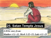 Bible Stories 25 - 31 Read Along mp4 Video