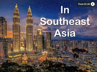 Southeast Asia mp4 Video