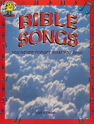 Bible Songs Coloring Book with Lyrics