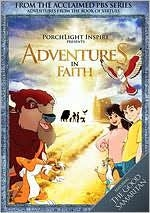Adventures in Faith DVD (Good Samaritan, Harriet Tubman)