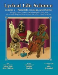 Lyrical Life Science Vol. 2 - Workbook, Text, CD